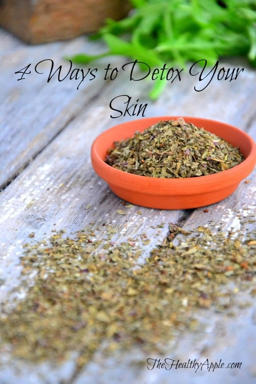 4 Ways to Detox Your Skin