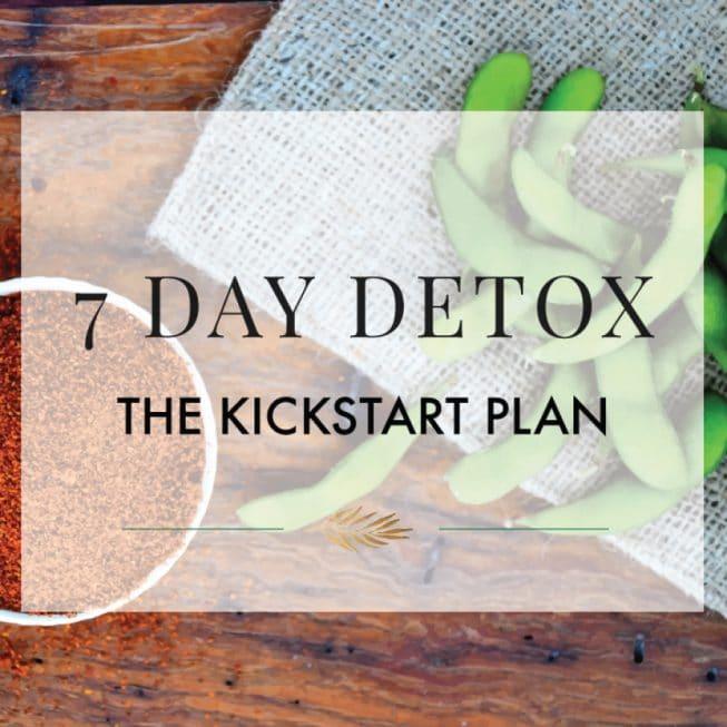 7 Day Detox Kickstart Plan