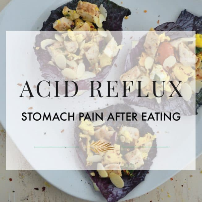 Acid Reflux - The Healthy Apple