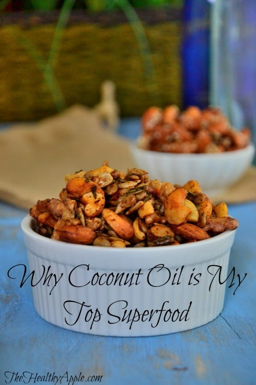 Why Coconut Oil is My Top Superfood & Why We Need Saturated Fat