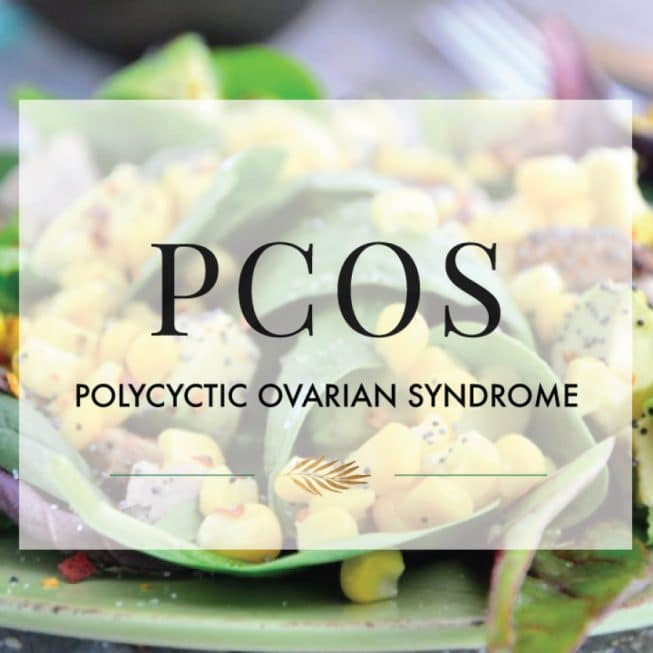 PCOS: {Polycystic Ovarian Syndrome}