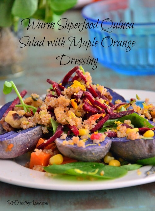 warm-superfood-quinoa-salad-with-maple-orange-dressing