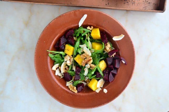 Vegan Mango Salad Recipe