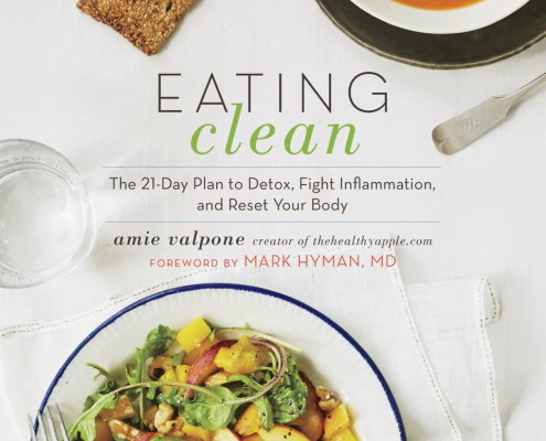 Eating Clean Mark Hyman Cookbook