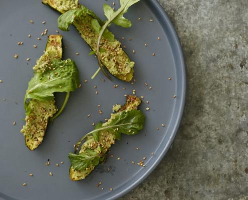 Vegan Zucchini Recipe
