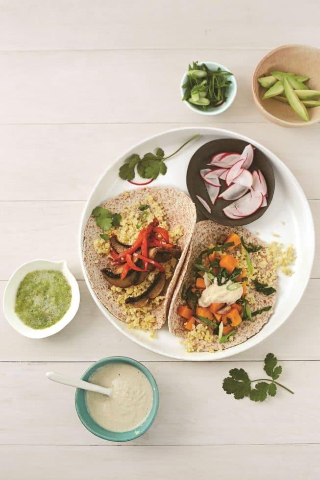 Gluten-Free Millet Tacos