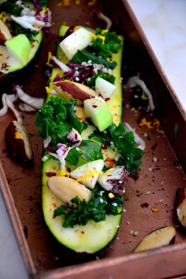 Grain-Free Zucchini Appetizer