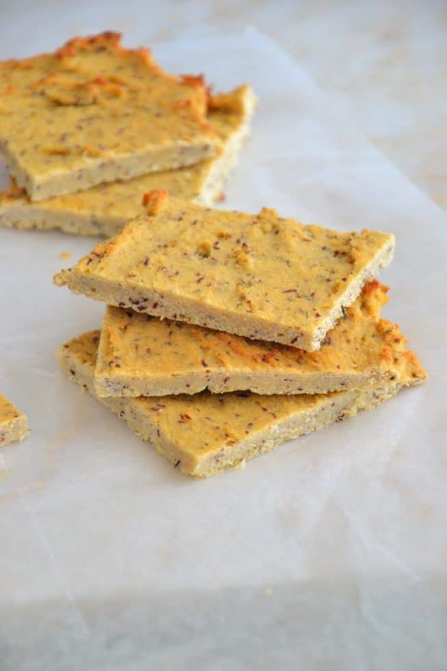 Grain-Free-Parsnip-Foccacia-Vegan-Recipe-Paleo