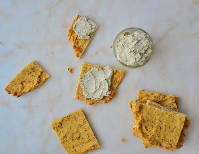 Paleo-Grain-Free-Parsnip-Foccacia-Vegan-Recipe