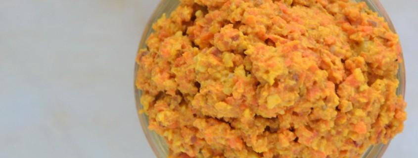 Vegan Carrot Spread