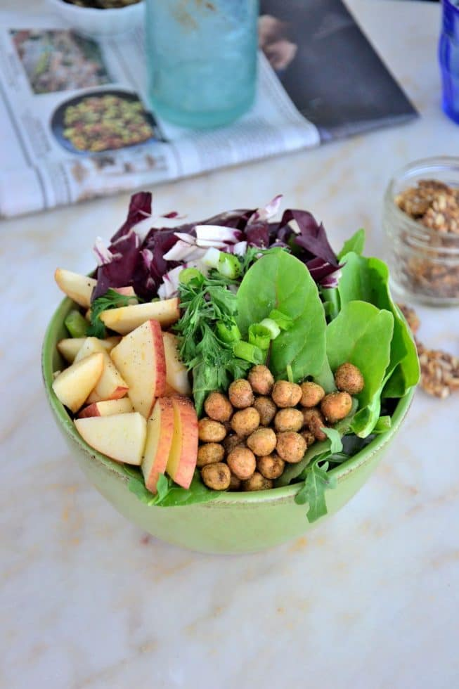 Summer Vegan Salad