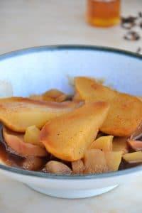 Poached Fruit Recipe