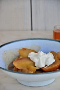 Poached Fruit Recipe