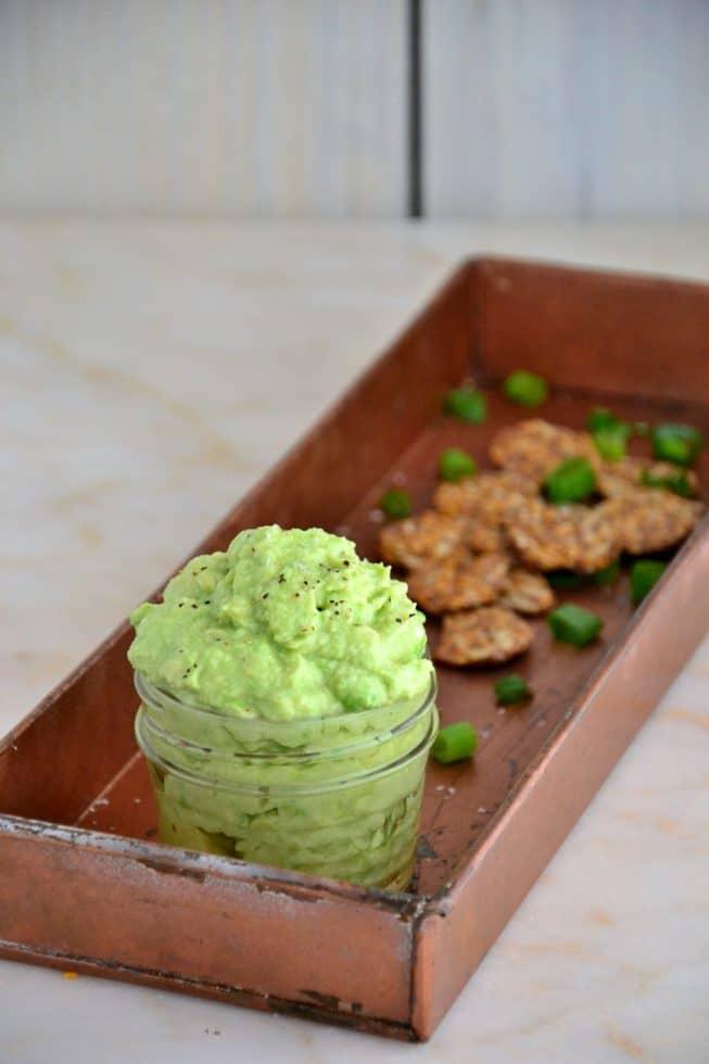 avocado dip