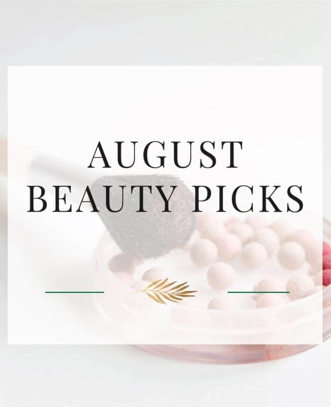 beauty picks