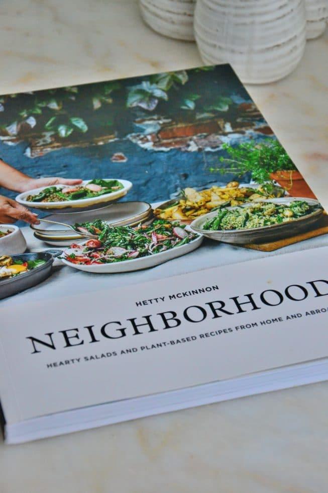 Cookbook neighborhood
