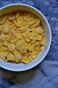 This delicious Nature's Path gluten-free cereal is one of my favorite healthy breakfasts for kids.