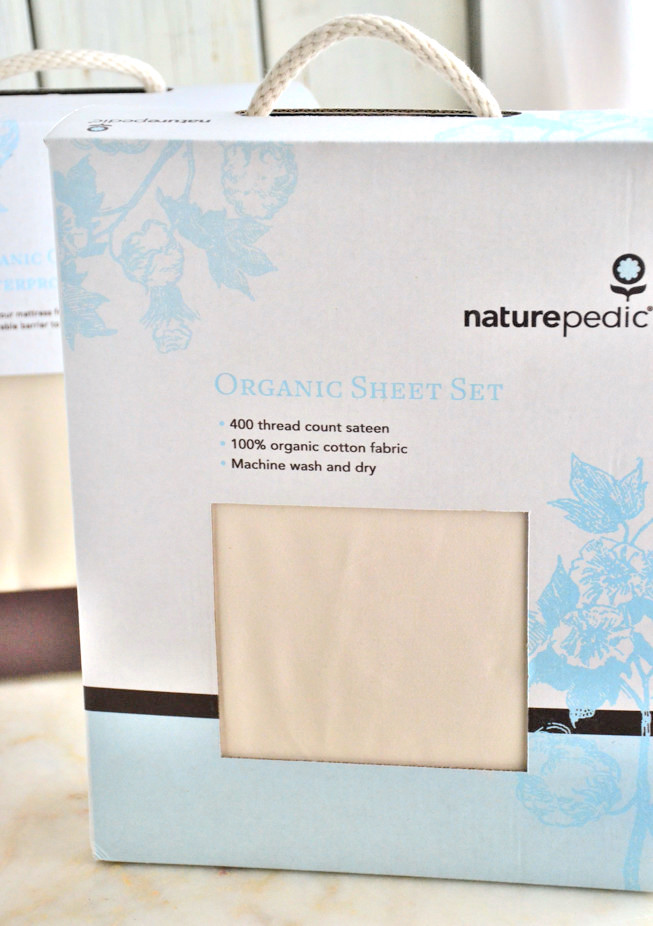 naturepedic non-toxic bedding