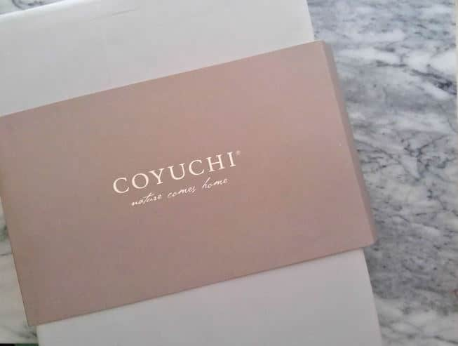 The best organic duvet covers from Coyuchi and their gorgeous organic sheets make anyone so cozy and comfortable in bed.