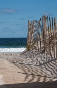 Beautiful picture of a beach in NJ.
