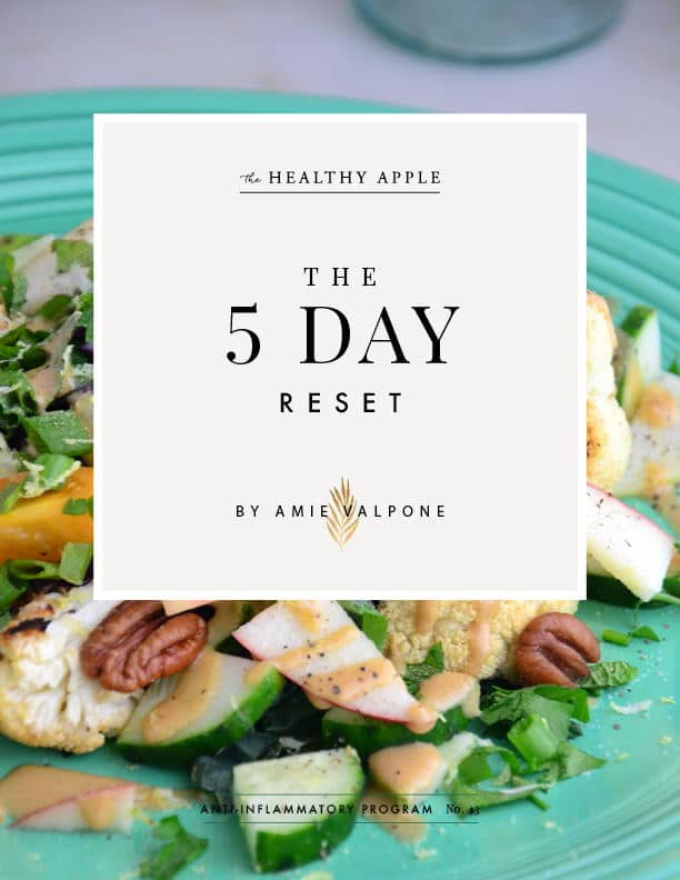 5 day detox reset by amie valpone