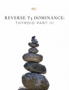 Understanding T3 Dominance and your thyroid.