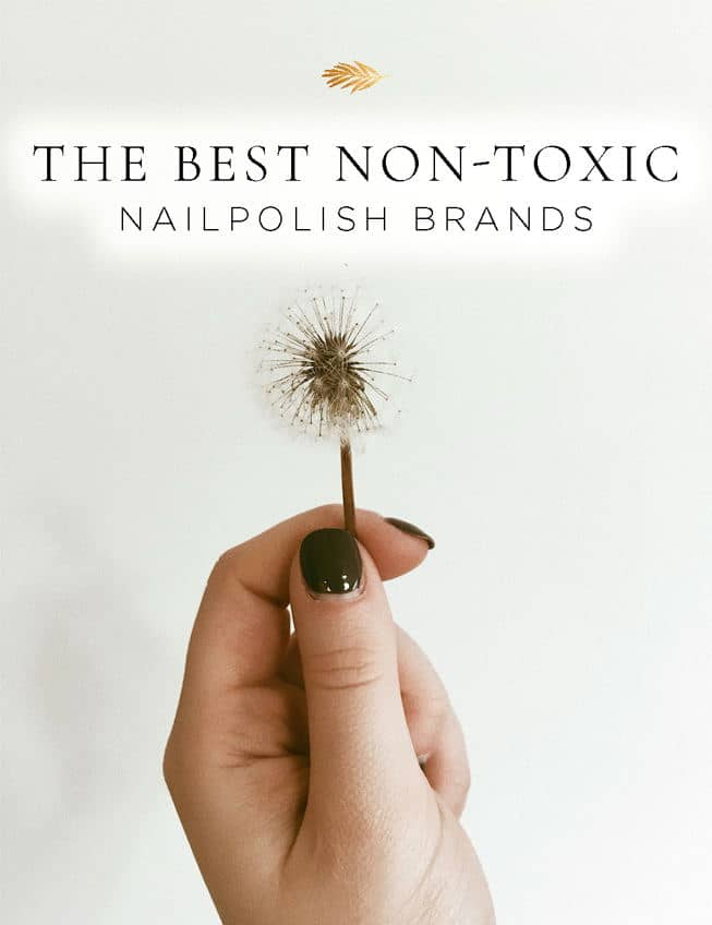 The best non-toxic nail polish brands that we love.