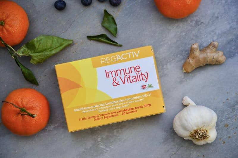 REG'ACTIV Immune & Vitality
