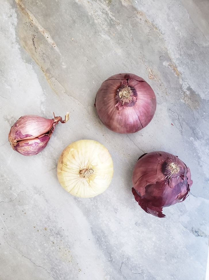 Onions for gut health
